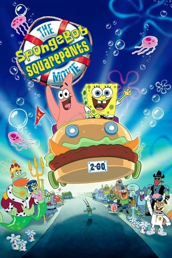 Poster of The SpongeBob SquarePants Movie