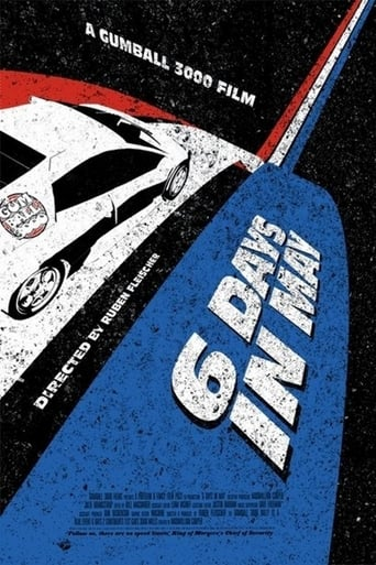 Gumball 3000: 6 Days in May