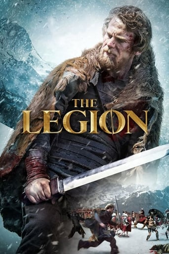 Poster of The Legion
