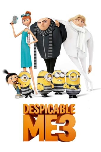 Poster of Despicable Me 3