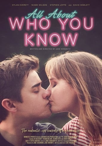 All About Who You Know Poster