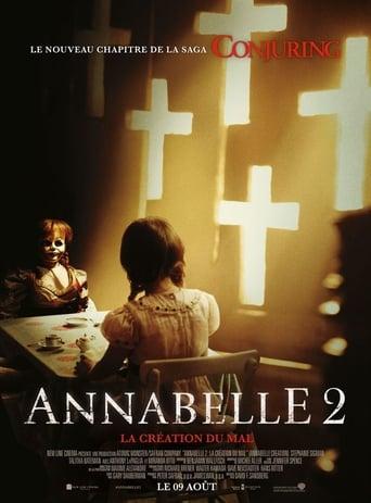 Poster of Annabelle 2 : La Création du Mal