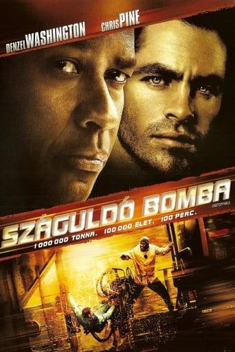 Száguldó bomba