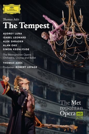 Poster of Adès: The Tempest