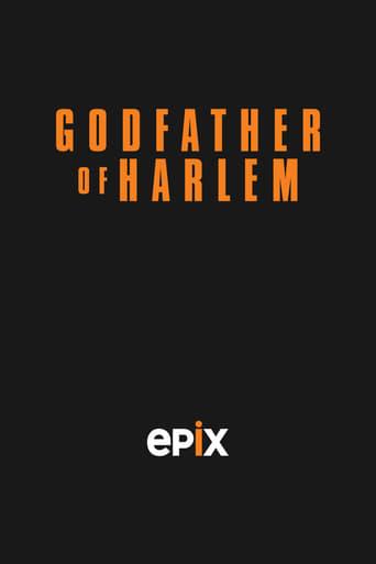 Poster of Godfather of Harlem
