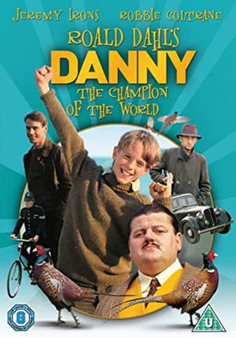Poster of Danny the Champion of the World