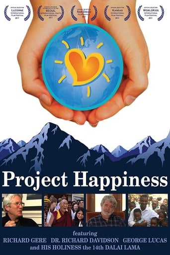 Poster of Project Happiness