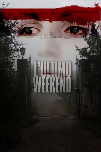 Poster of L'ultimo weekend