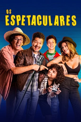 Os Espetaculares Torrent (2020) Nacional WEB-DL 1080p FULL HD Download