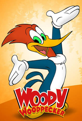 Poster of The New Woody Woodpecker Show