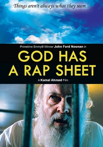 Poster of God Has a Rap Sheet