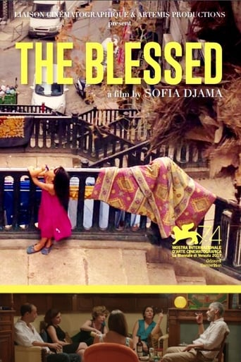 Poster of The Blessed