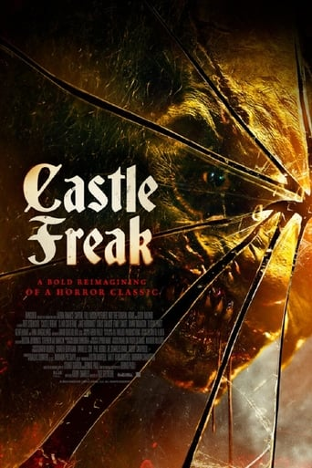 Castle Freak Poster