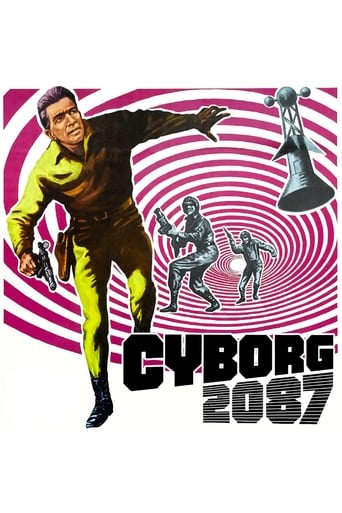Poster of Cyborg 2087