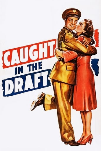 Poster of Caught in the Draft