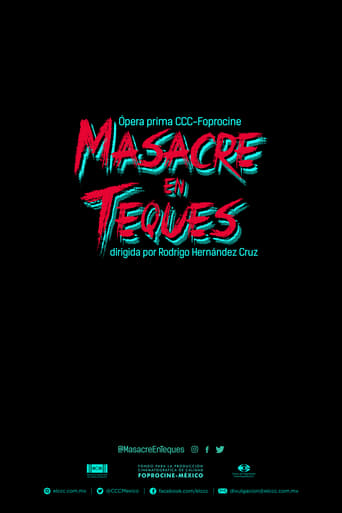 Poster of The Teques Chainsaw Massacre
