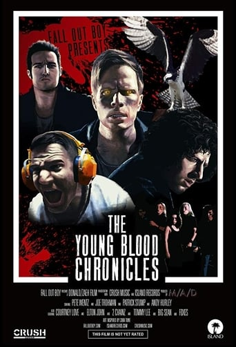 Poster of The Young Blood Chronicles