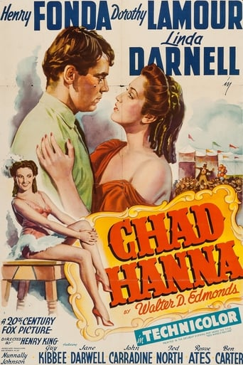 Poster of Chad Hanna