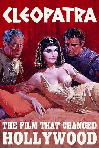 Poster of Cleopatra: The Film That Changed Hollywood