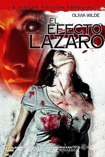 Poster of El efecto Lázaro