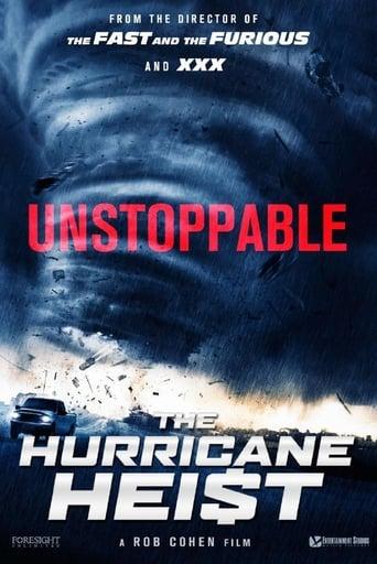 Poster of The Hurricane Heist