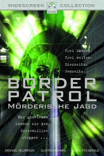 Poster of Border Patrol