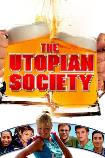 Poster of The Utopian Society