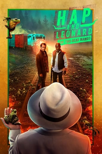 Poster of Hap and Leonard