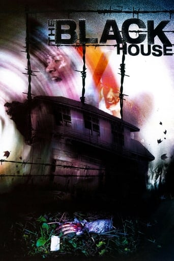 Poster of The Black House