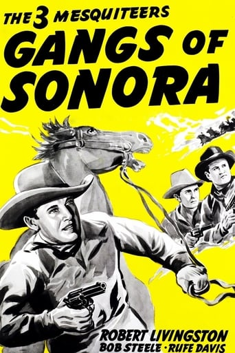 Poster of Gangs of Sonora