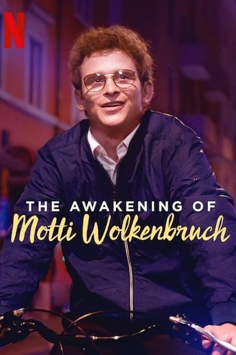 The Awakening of Motti Wolkenbruch poster
