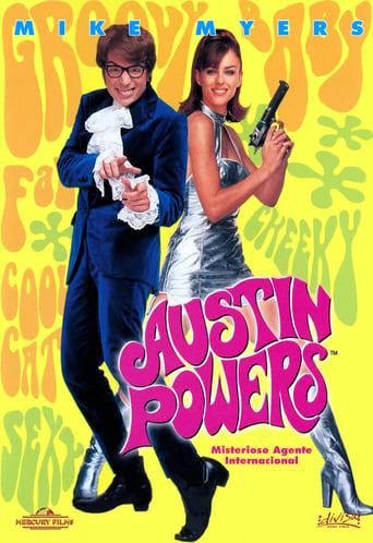 Poster of Austin Powers: Misterioso agente internacional