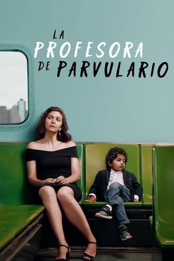 Poster of La profesora de parvulario