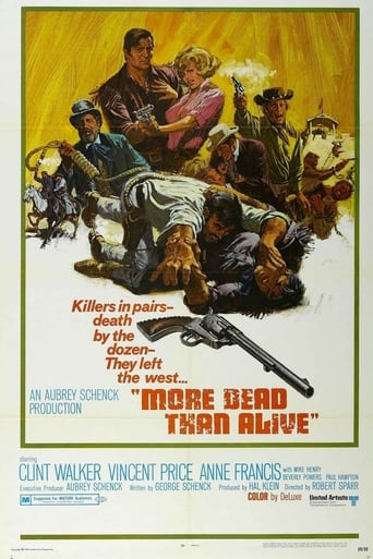 Poster of More Dead than Alive
