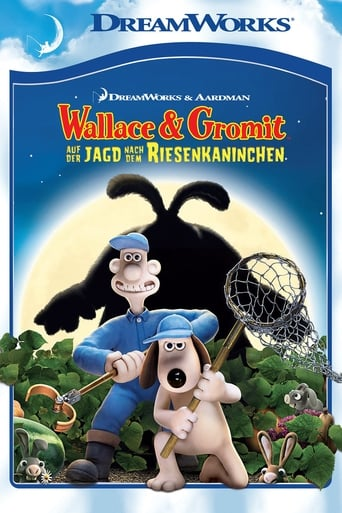 Wallace & Gromit - Auf der Jagd nach dem Riesenkaninchen - Abenteuer / 2005 / ab 6 Jahre