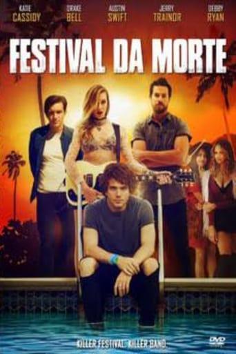 Festival da Morte - Poster