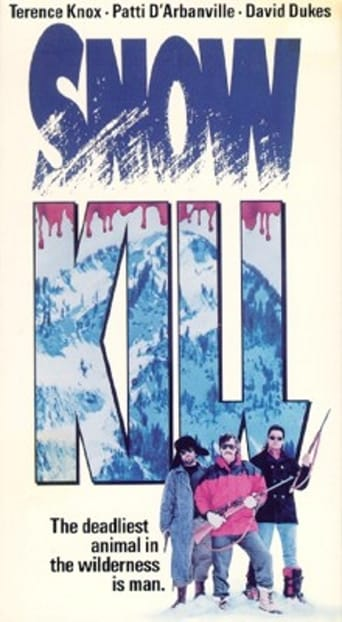 Poster of Snow Kill