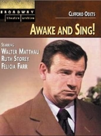 Poster of Awake and Sing!