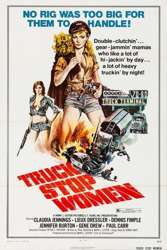 Poster of Truck Stop Women