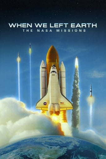 Poster of When We Left Earth: The NASA Missions