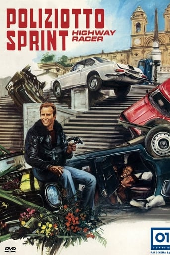 Poster of Highway Racer