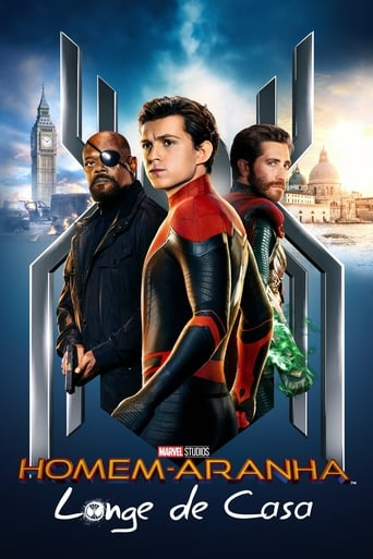 Poster de Spider-Man: Far from Home (2019)