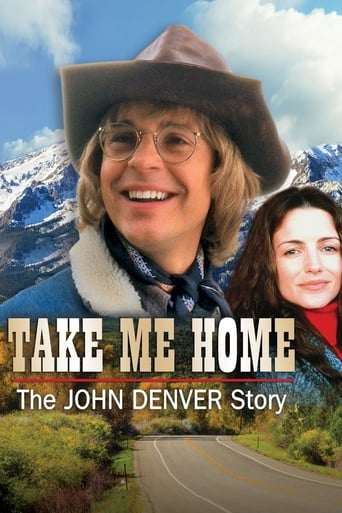 Poster of Take Me Home: The John Denver Story