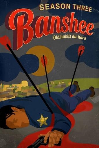 Banshee 3ª Temporada - Poster