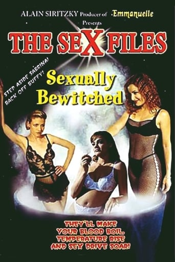 Poster of Sex Files: Sexually Bewitched