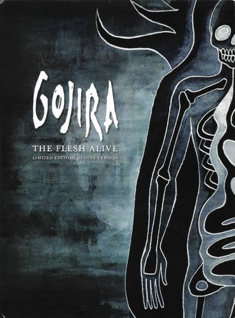 Gojira: The Flesh Alive