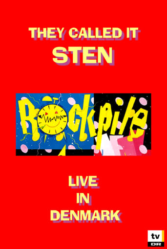They Called it Sten: Rockpile Live in Denmark Movie Poster