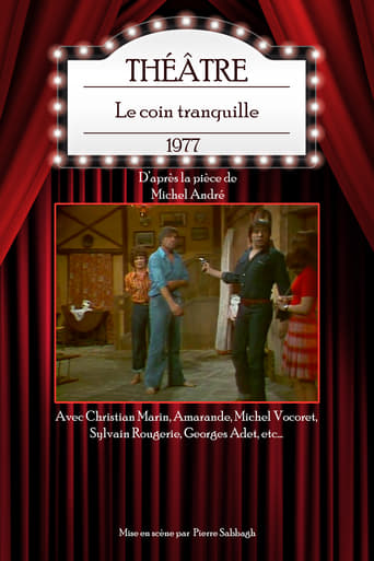 Poster of Le coin tranquille