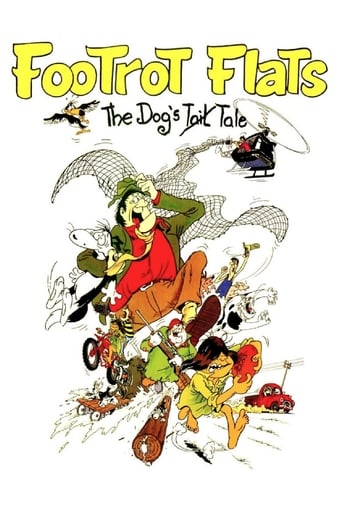 Poster of Footrot Flats: The Dog's Tale