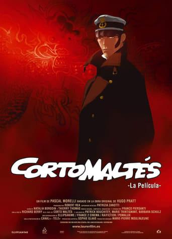 Poster of Corto Maltés: La Corte Secreta de los Arcanos